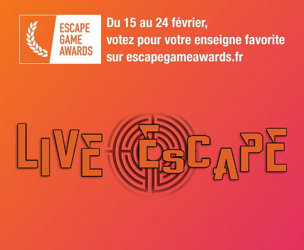 Escape Game Awards 2019